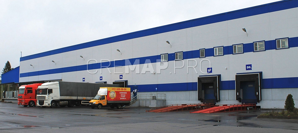 «Ahlers Logistic Center»,  фотография